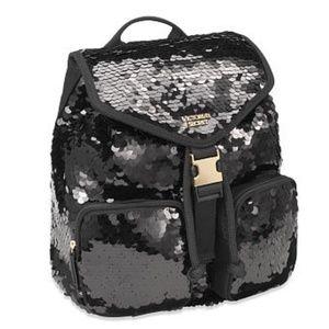 Sequin Flip Backpack